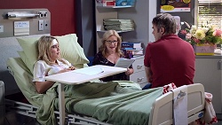 Xanthe Canning, Sheila Canning, Gary Canning in Neighbours Episode 7892