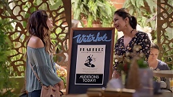 Elly Conway, Dipi Rebecchi in Neighbours Episode 7892