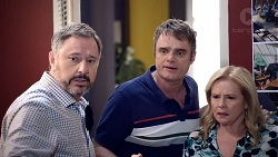 Ian Palmer, Gary Canning, Sheila Canning in Neighbours Episode 7892
