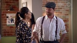 Dipi Rebecchi, Shane Rebecchi in Neighbours Episode 7892