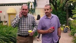 Karl Kennedy, Toadie Rebecchi in Neighbours Episode 7893