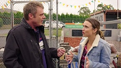 Gary Canning, Amy Williams in Neighbours Episode 7894