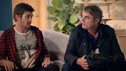 Ned Willis, Gary Canning in Neighbours Episode 7894