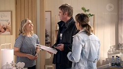 Sindi Watts, Gary Canning, Amy Williams in Neighbours Episode 7894