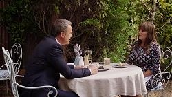 Paul Robinson, Terese Willis in Neighbours Episode 7895