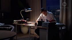 Leo Tanaka in Neighbours Episode 7895
