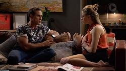 Aaron Brennan, Chloe Brennan in Neighbours Episode 7895