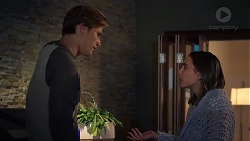 Cassius Grady, Piper Willis in Neighbours Episode 7896