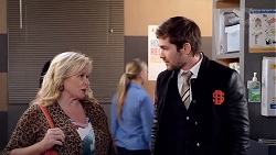 Sheila Canning, Ned Willis in Neighbours Episode 7896