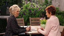 Liz Conway, Susan Kennedy in Neighbours Episode 7896