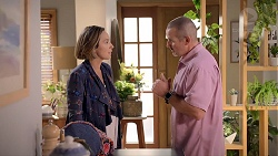 Sonya Mitchell, Toadie Rebecchi in Neighbours Episode 7897