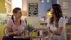 Amy Williams, Elly Conway in Neighbours Episode 7897