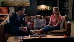 Mark Brennan, Chloe Brennan in Neighbours Episode 7898