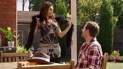 Dipi Rebecchi, Shane Rebecchi in Neighbours Episode 7898