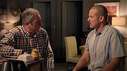 Karl Kennedy, Toadie Rebecchi in Neighbours Episode 7898