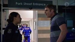 Mishti Sharma, Gary Canning in Neighbours Episode 7899