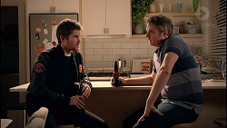 Ned Willis, Gary Canning in Neighbours Episode 7899
