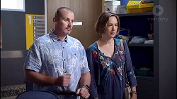 Toadie Rebecchi, Sonya Mitchell in Neighbours Episode 7899