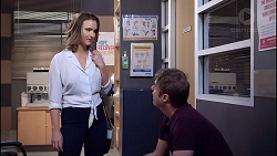 Amy Williams, Gary Canning in Neighbours Episode 7899