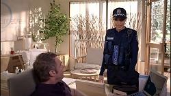 Gary Canning, Mishti Sharma in Neighbours Episode 7899