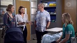 Sonya Mitchell, Amy Williams, Toadie Rebecchi, Sindi Watts in Neighbours Episode 7899