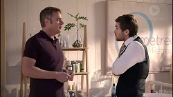 Gary Canning, Ned Willis in Neighbours Episode 7899