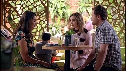 Dipi Rebecchi, Piper Willis, Shane Rebecchi in Neighbours Episode 7900