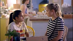 Kirsha Rebecchi, Marisa Taylor in Neighbours Episode 7900
