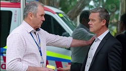 Karl Kennedy, Paul Robinson in Neighbours Episode 7901