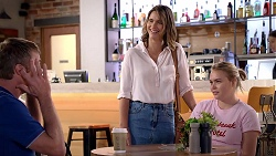 Gary Canning, Amy Williams, Xanthe Canning in Neighbours Episode 7902