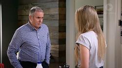 Karl Kennedy, Chloe Brennan in Neighbours Episode 7902