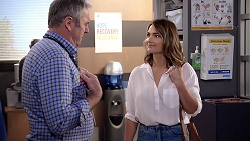 Karl Kennedy, Amy Williams in Neighbours Episode 7902