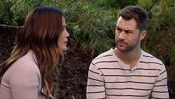 Elly Conway, Mark Brennan in Neighbours Episode 7902