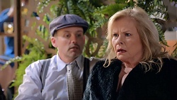 Toadie Rebecchi, Sheila Canning in Neighbours Episode 7903