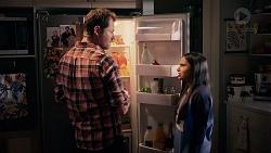 Shane Rebecchi, Kirsha Rebecchi in Neighbours Episode 7903
