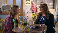 Piper Willis, Terese Willis in Neighbours Episode 7904