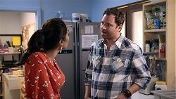 Dipi Rebecchi, Shane Rebecchi in Neighbours Episode 7905