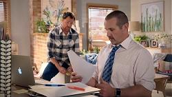 Shane Rebecchi, Toadie Rebecchi in Neighbours Episode 7905