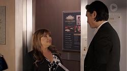 Terese Willis, Leo Tanaka in Neighbours Episode 7905