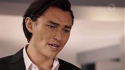 Leo Tanaka in Neighbours Episode 7905
