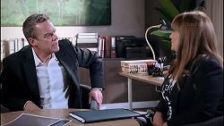 Paul Robinson, Terese Willis in Neighbours Episode 7906