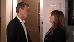 Paul Robinson, Terese Willis in Neighbours Episode 7906
