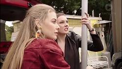Chloe Brennan, Danielle Southgate in Neighbours Episode 7906