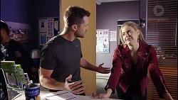 Mark Brennan, Chloe Brennan in Neighbours Episode 7907