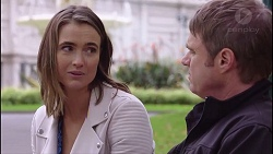 Amy Williams, Gary Canning in Neighbours Episode 7907