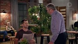 Mark Brennan, Karl Kennedy in Neighbours Episode 7907
