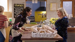 Dipi Rebecchi, Sheila Canning in Neighbours Episode 7909