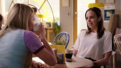 Xanthe Canning, Bea Nilsson in Neighbours Episode 7909