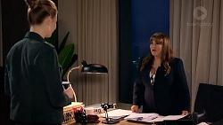 Chloe Brennan, Terese Willis in Neighbours Episode 7910