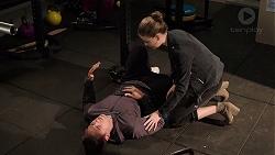 Aaron Brennan, Chloe Brennan in Neighbours Episode 7910